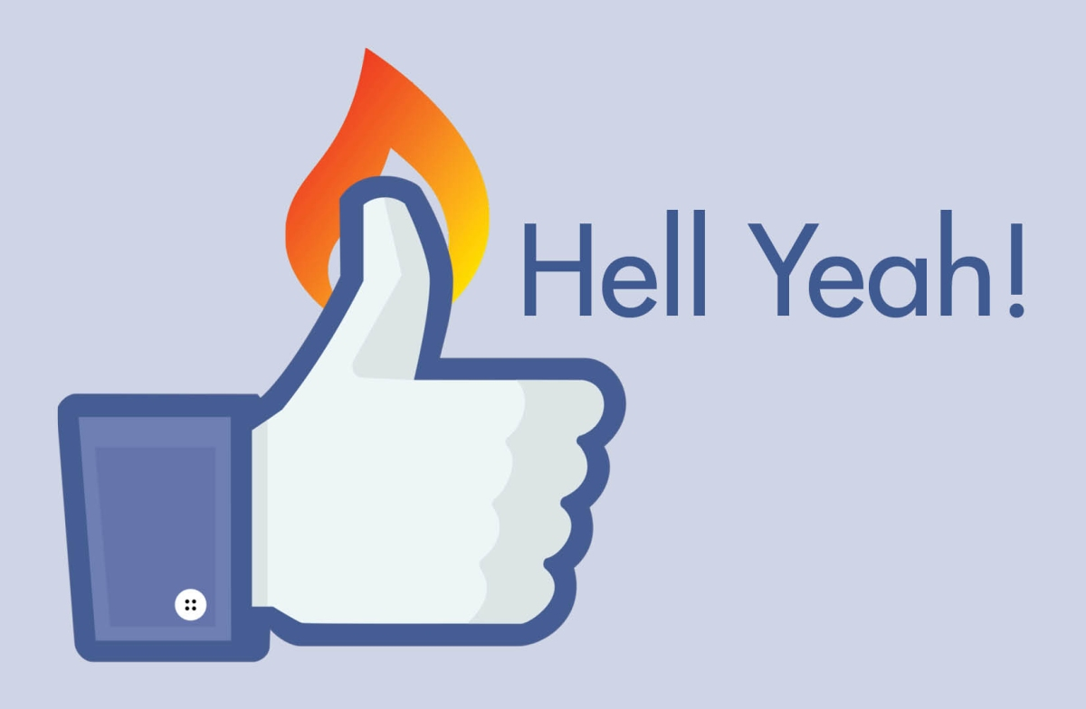 "Click ""Hell Yeah"" to allow Facebook to sell all of your data."